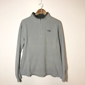 The North Face Glacier 1/4 Zip Long Sleeve XXL